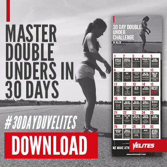Master Double Unders in 30 days