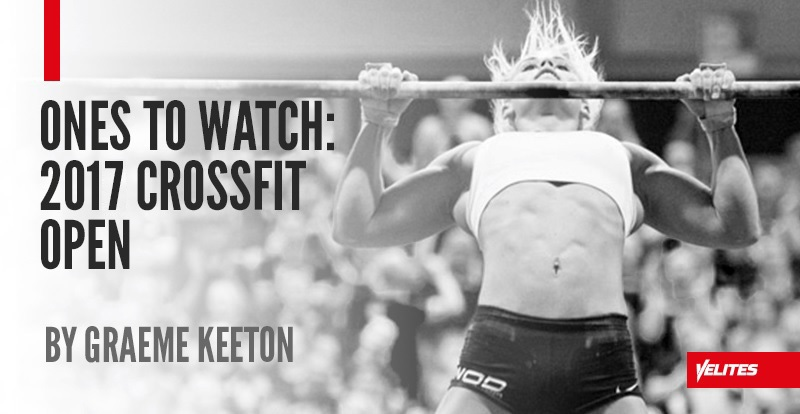 European Athletes crossfit open 2017 Velites