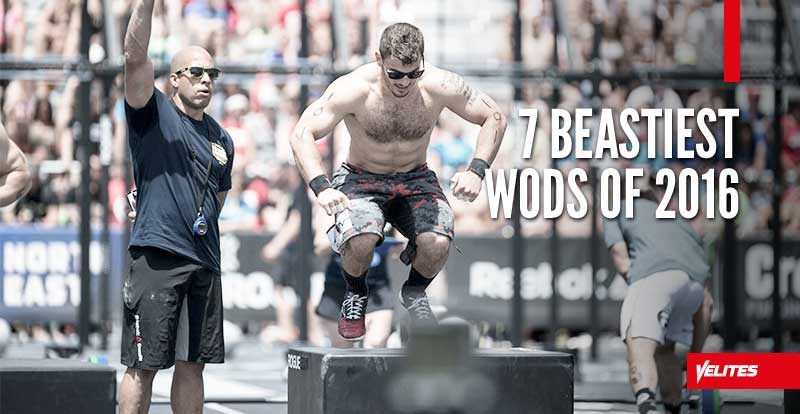 Beastiest CrossFit Workouts Of 2016 - Assault bike CrossFit Workouts emom