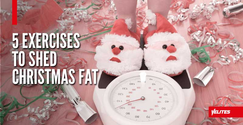 Shed Christmas Fat and Pack on Lean Muscle