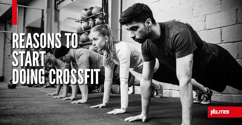 start doing crossfit in 2017 velites