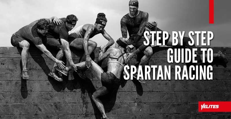 Step by step guide to prepare spartan race