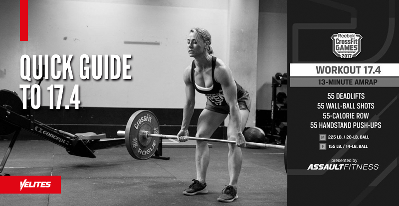 Quick TIps For Open WOD 17.4