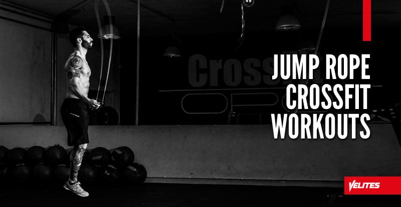 CrossFit jump rope - skipping crossfit wods Velites