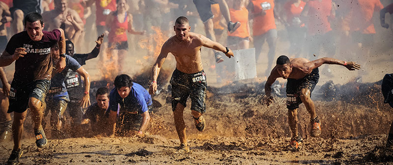 velites - participate in a spartan race
