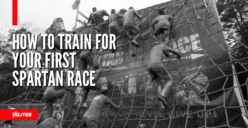 hot to train for your first spartan race