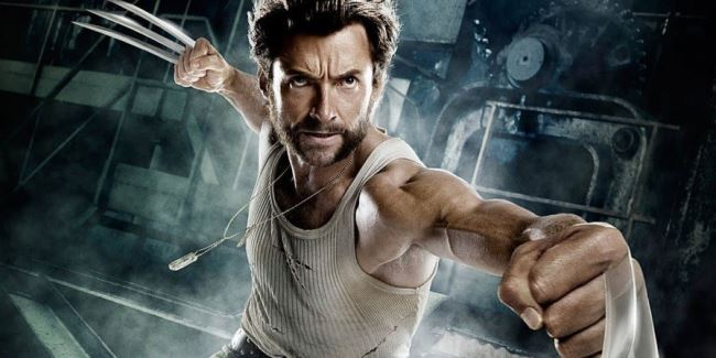 Hugh Jackman spent 5 days a week in the gym to play Lobezno