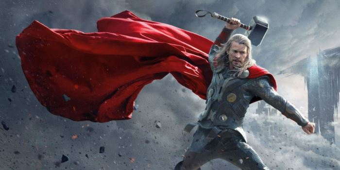 Thor built 20 pounds of muscle for this role with his workout routine