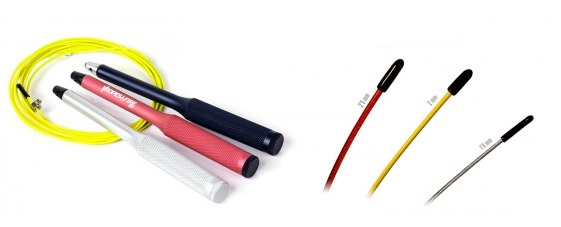 Velites Jump Ropes high intensity sports