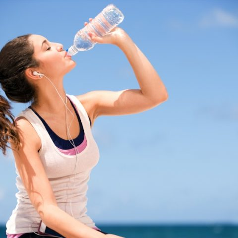 How to Stay Hydrated during your Summer Training