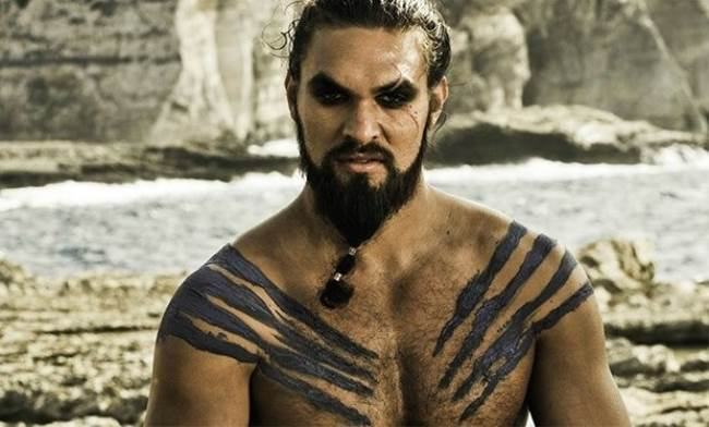 Khal Drogo and the workouts that keep him muscled in game of thrones