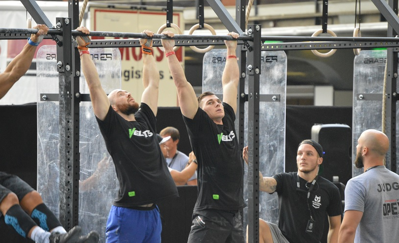 Functional Training for Beginners Velites