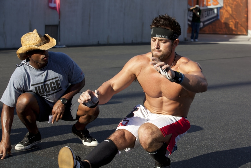 20 coolest CrossFit WOD's in the world