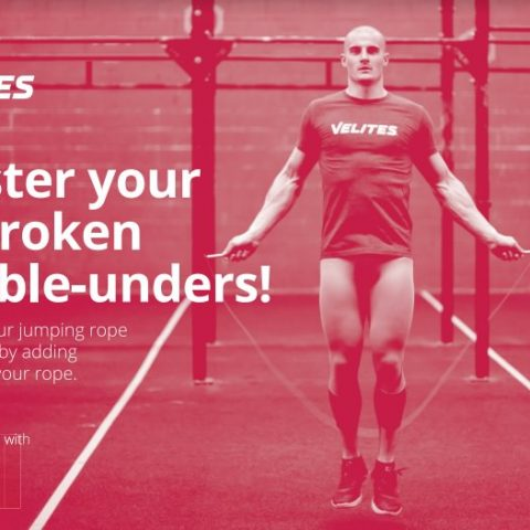 Poster How to use our weights and improve double unders EN