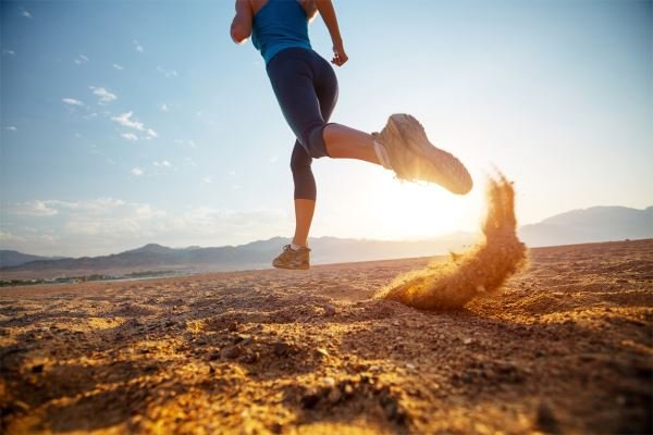 Experiment with your endurance training