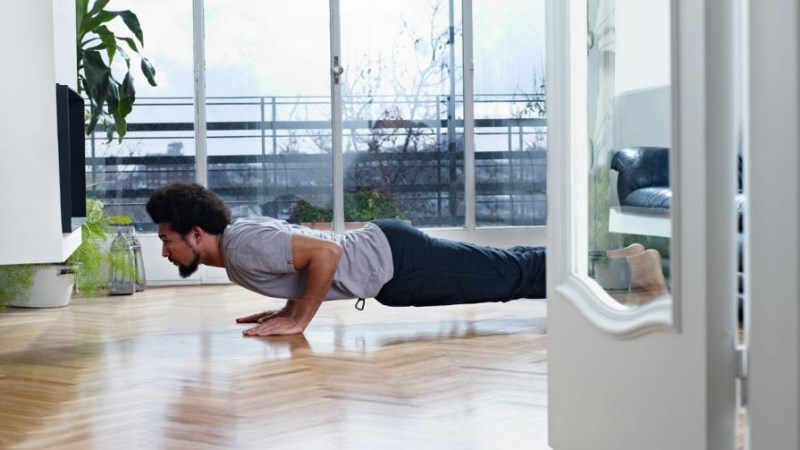 CrossFit workouts yoy can easily do at home