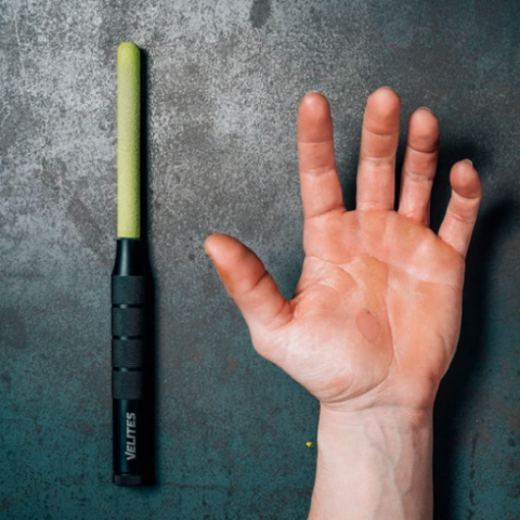 CrossFit: How to Remove Calluses from your hands