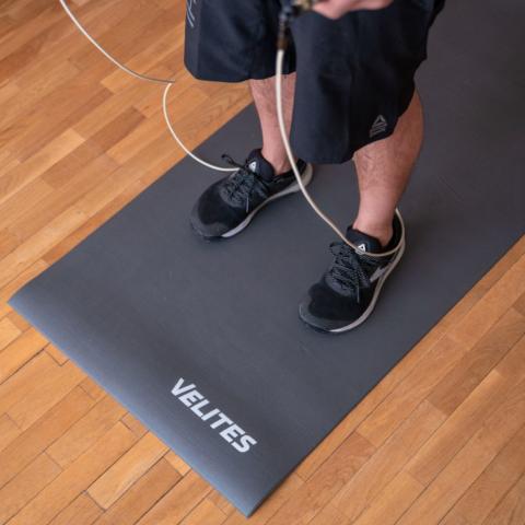 mat jump rope